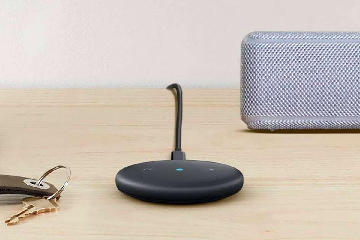 Amazon: Echo Input da adesso disponibile anche in Italia