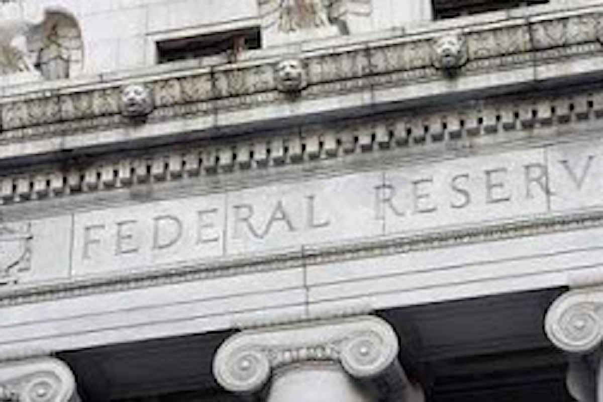 Federal Reserve più colomba e il dollaro cala sui mercati