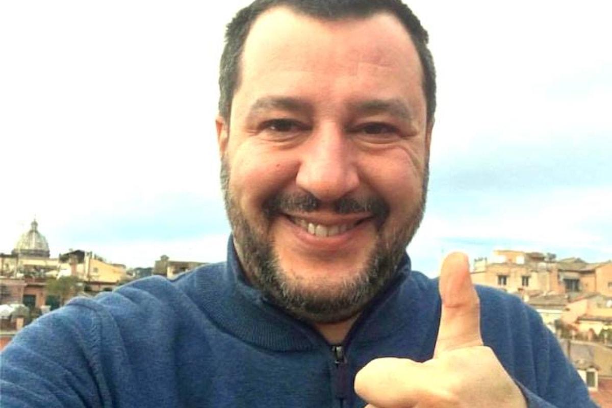 Migranti in Italia: la commedia pretesa da Salvini per riacquistare credibilità davanti ai propri sostenitori