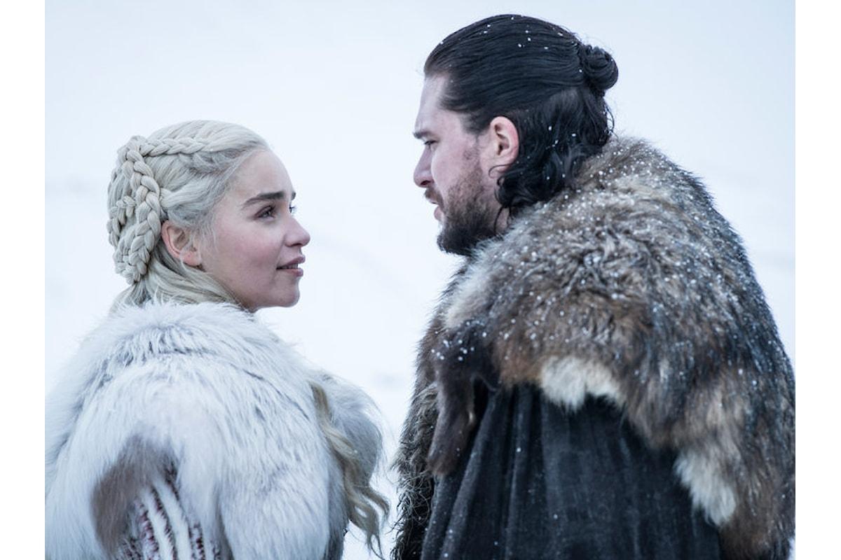 Il Trono di Spade, HBO ha rilasciato le primissime foto ufficiali della stagione finale