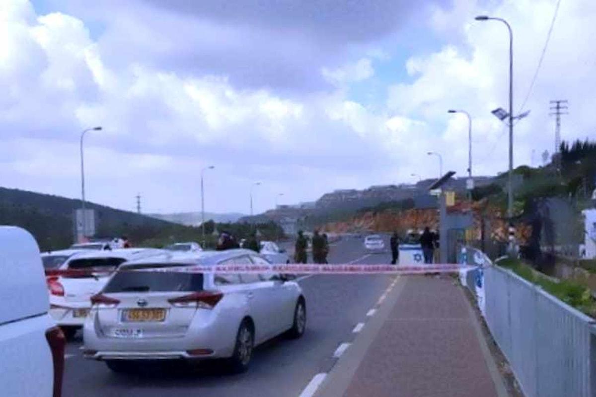Attacco a soldati israeliani nei pressi dell'insediamento di Ariel nel nord della Cisgiordania