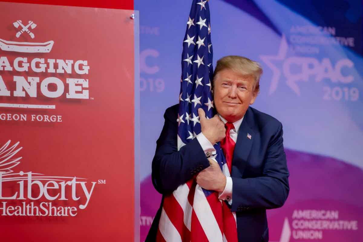 Trump al CPAC 2019: le offese per mascherare insicurezza e preoccupazione