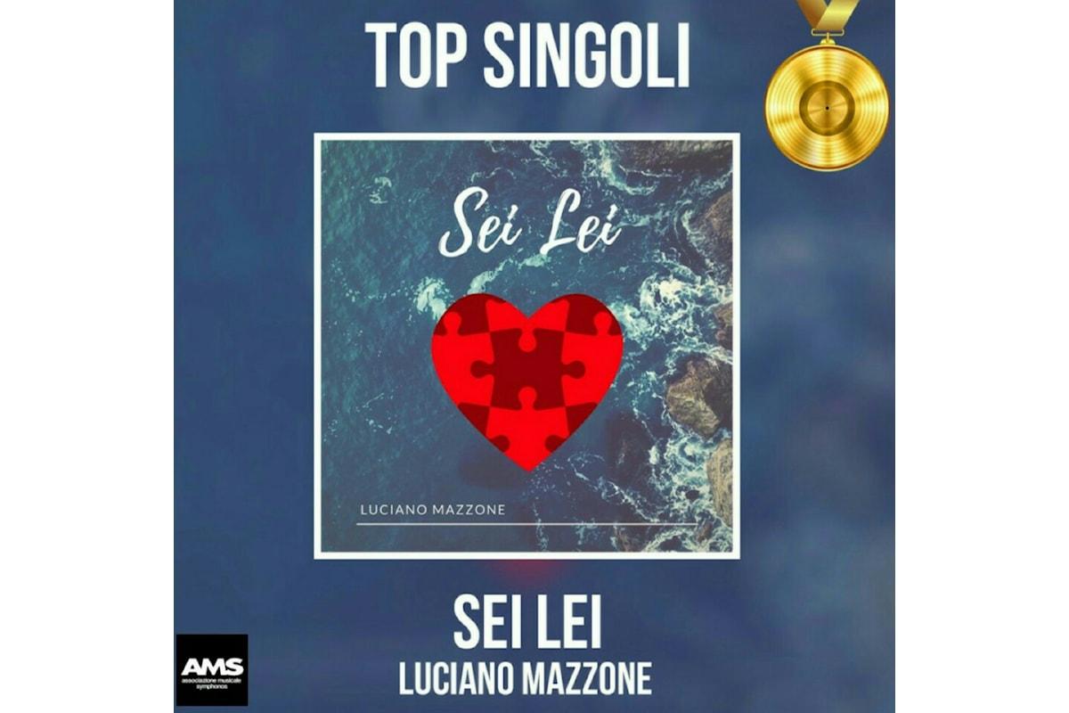 Luciano Mazzone si aggiudica il Top singoli