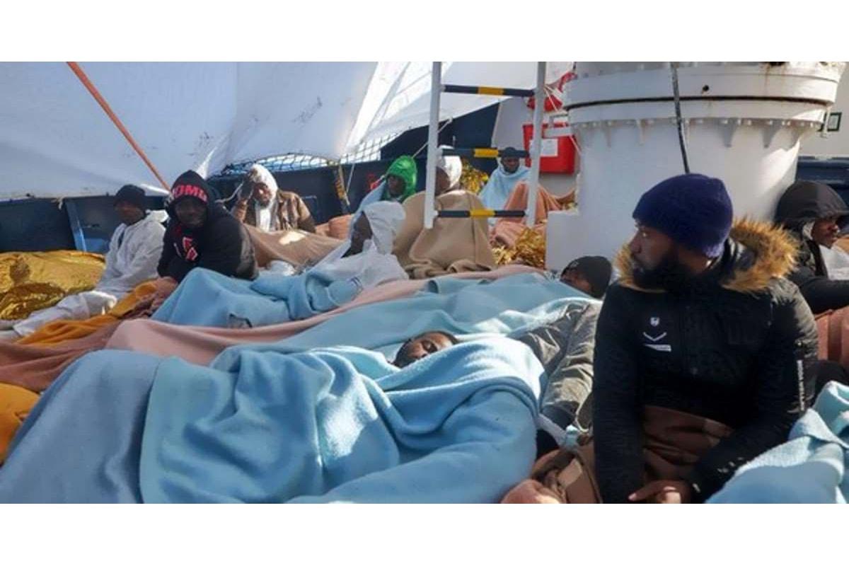 Dopo 5 giorni nessun porto sicuro è stato garantito alla Alan Kurdi