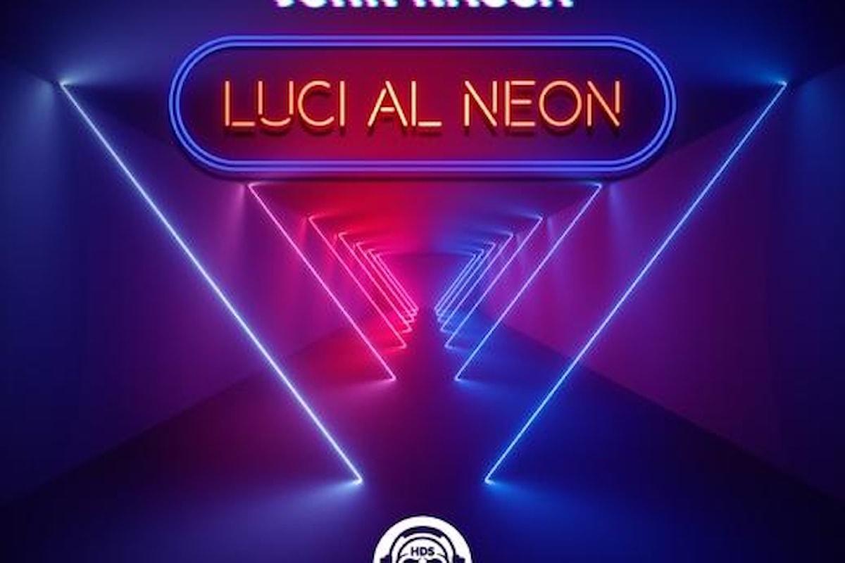 """John Nassa: """"LUCI AL NEON"""" il nuovo singolo dell'artista bresciano nato dalla collaborazione con il produttore Ory Spencill"""