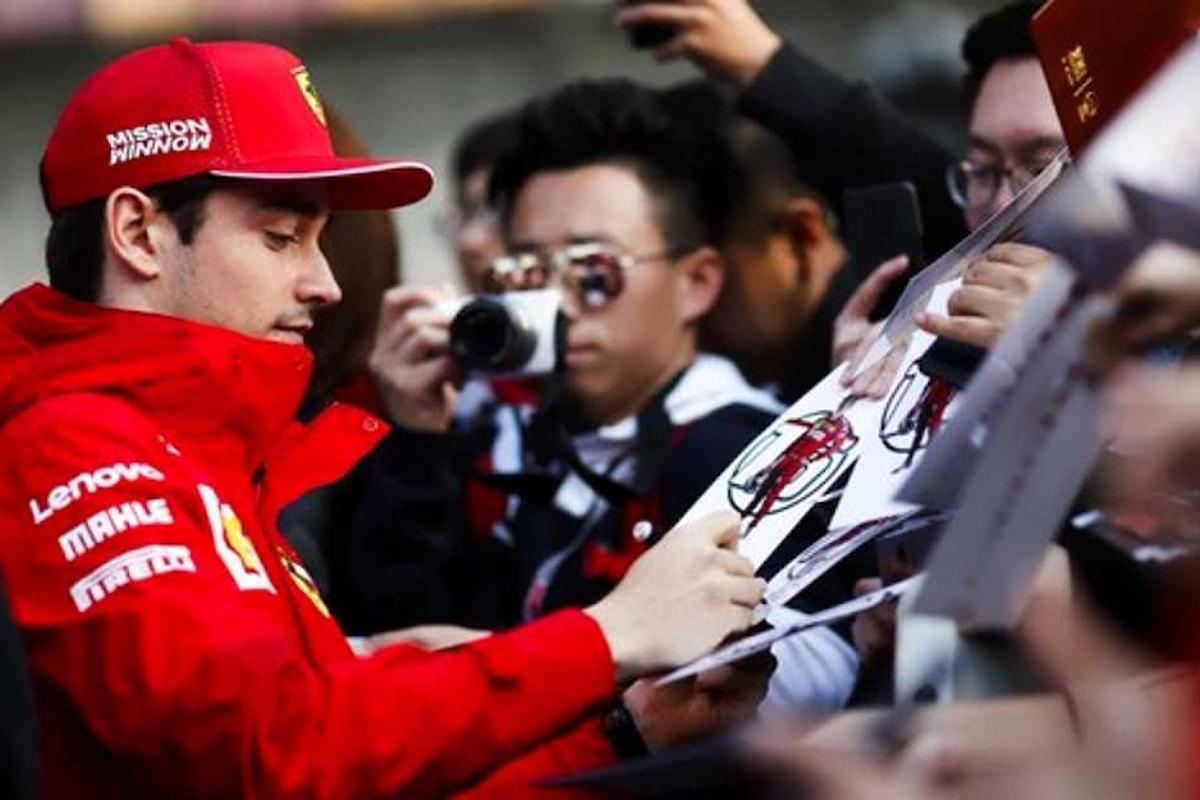 Formula 1 2019, nel prossimo weekend si corre in Cina sul circuito di Shangai