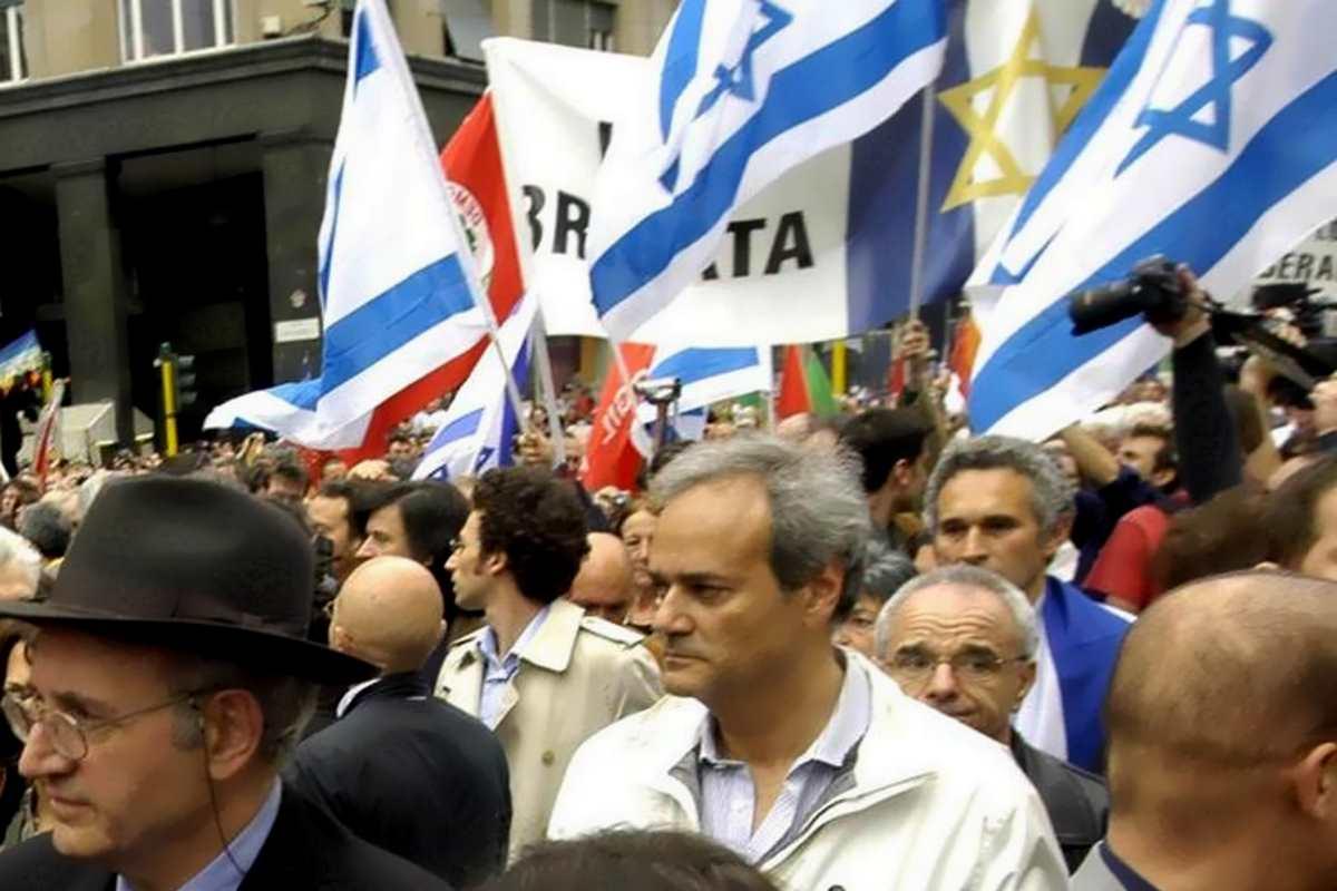25 aprile: la brigata ebraica e la smemorata ipocrisia degli ebrei