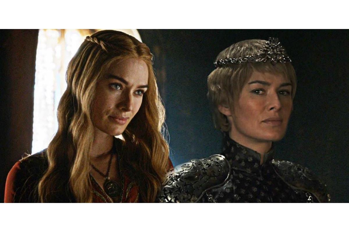 Ecco come si sono evoluti i protagonisti di Game of Thrones