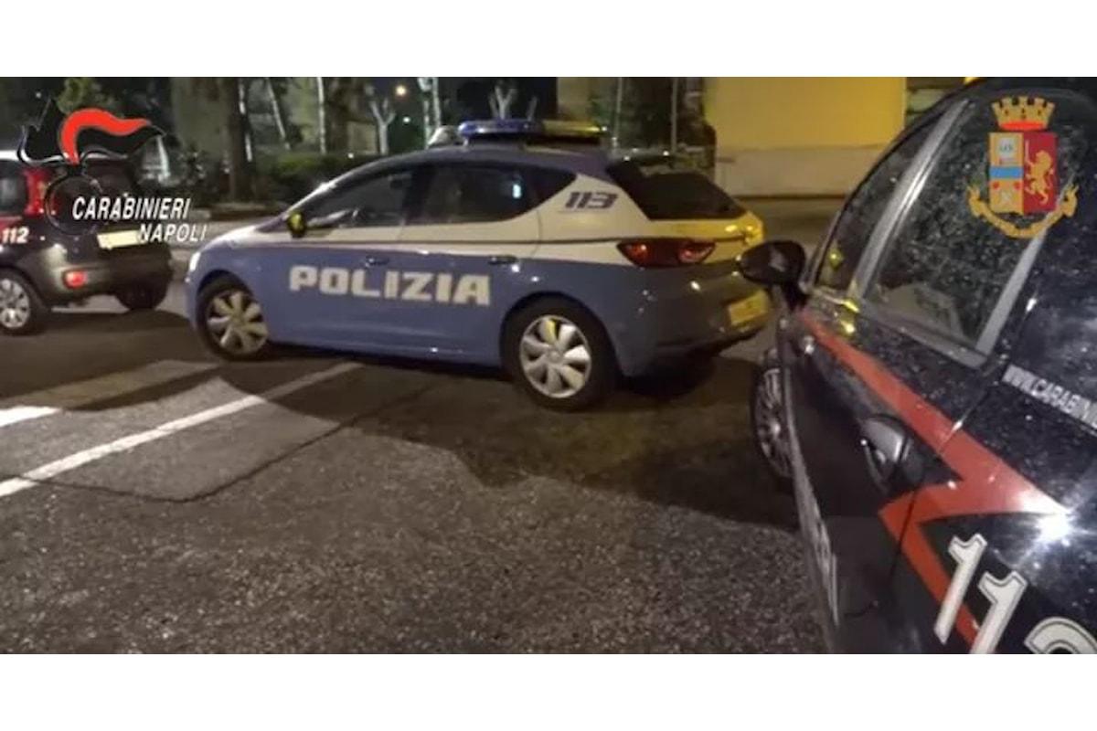 Napoli: spari in strada grave la bimba rimasta colpita, l'ira di De Luca