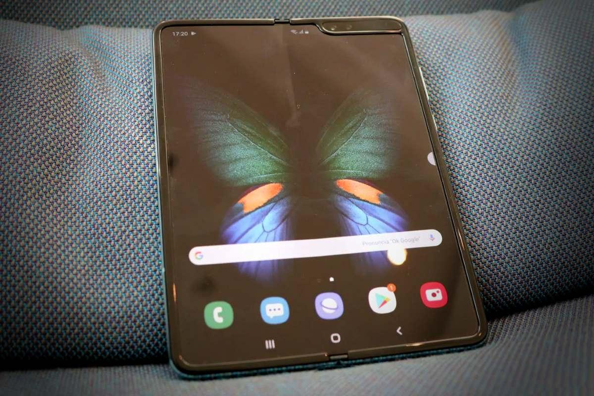 A luglio Samsung rilascerà il Galaxy Fold