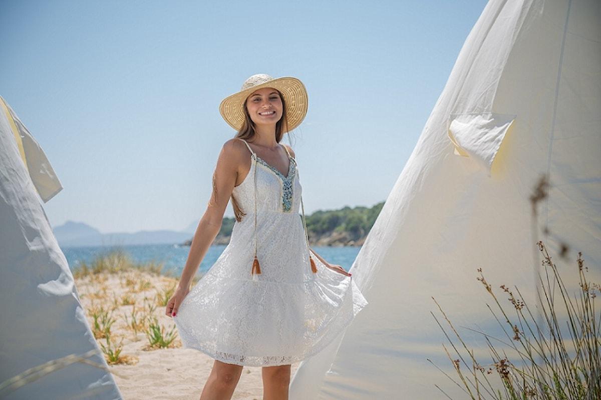 La bellezza dei 'sogni demi couture' di Eles Italia brillerà al Nikki Beach Porto Cervo Waterfront