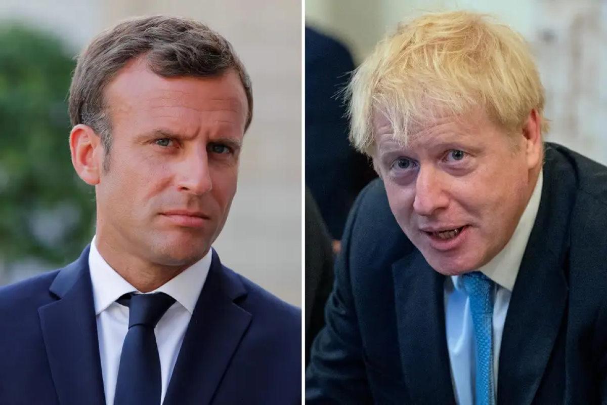 Macron oggi confermerà a Johnson il suo no alla revisione dell'accordo sulla Brexit