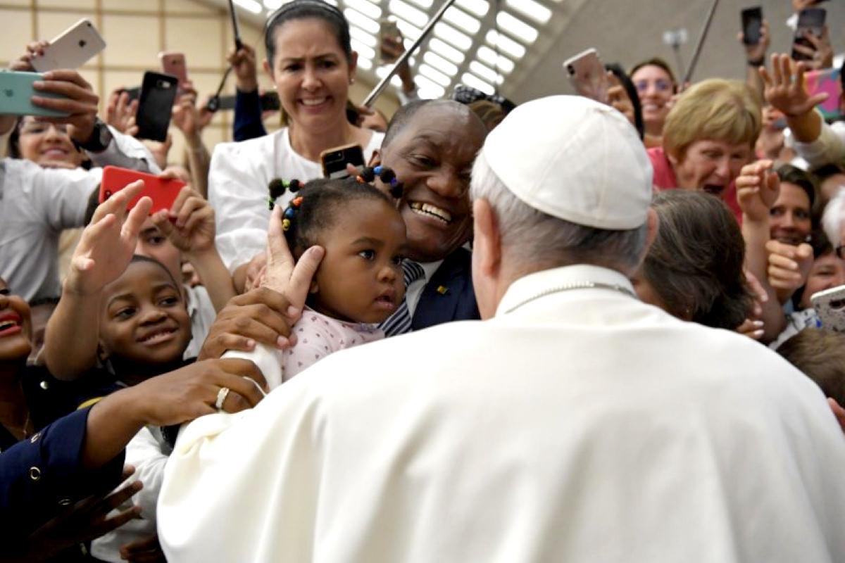 Udienza generale di mercoledì 21 agosto, il Papa bacchetta di nuovo i cristiani ipocriti