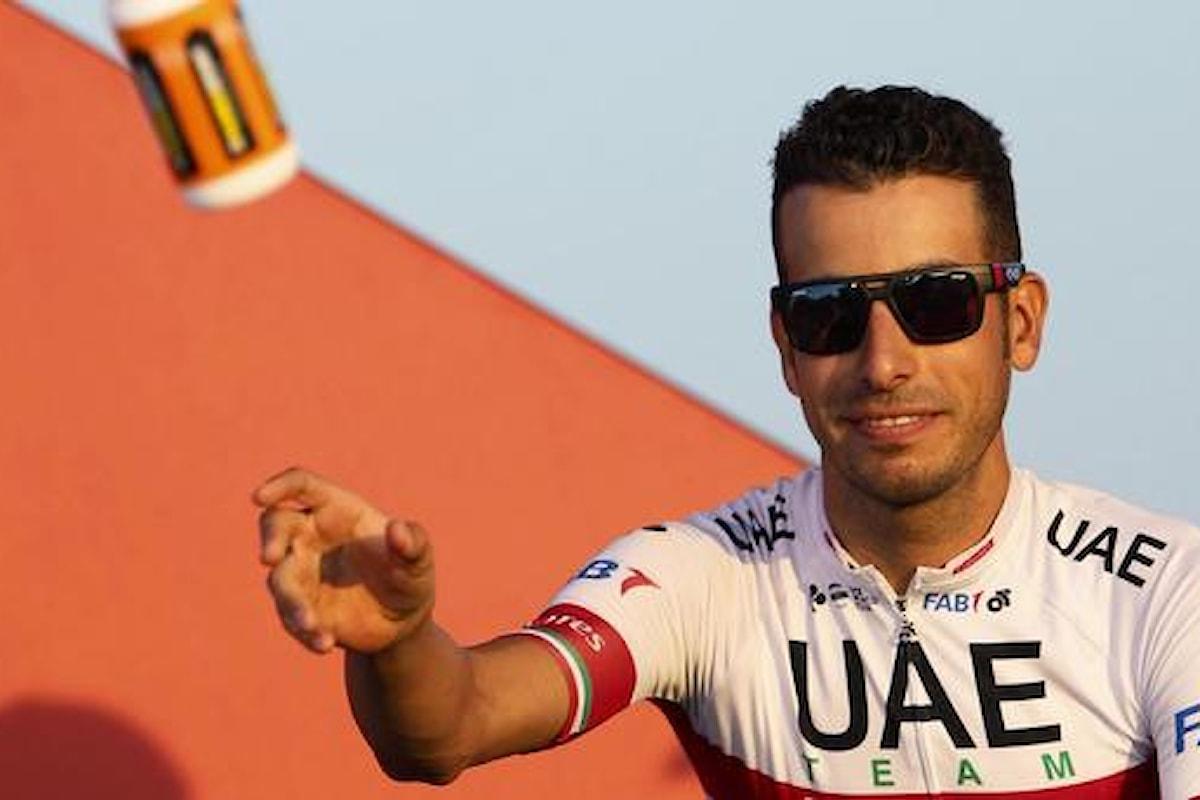 Fabio Aru si è ritirato dalla Vuelta 2019