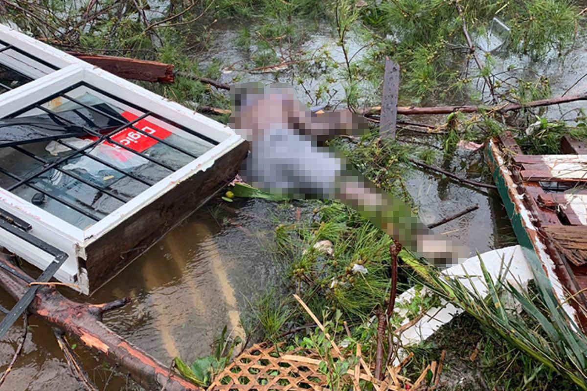 Uragano Dorian, centinaia i morti alle Bahamas?