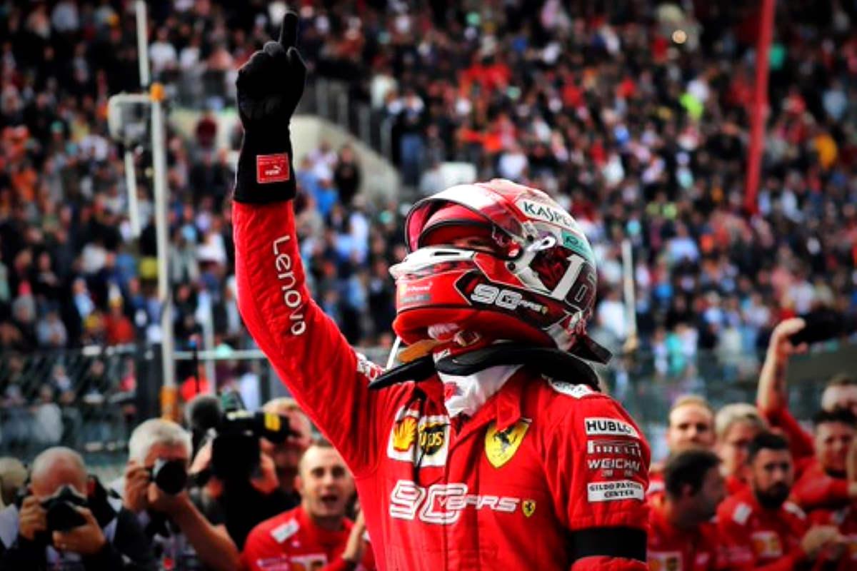 A Monza la Ferrari cerca il bis, meteo permettendo