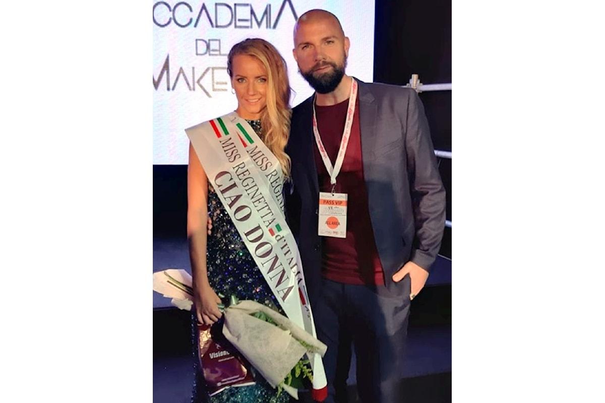 Miss Reginetta d'Italia 2019: Clarissa Flora arriva tra le prime 10