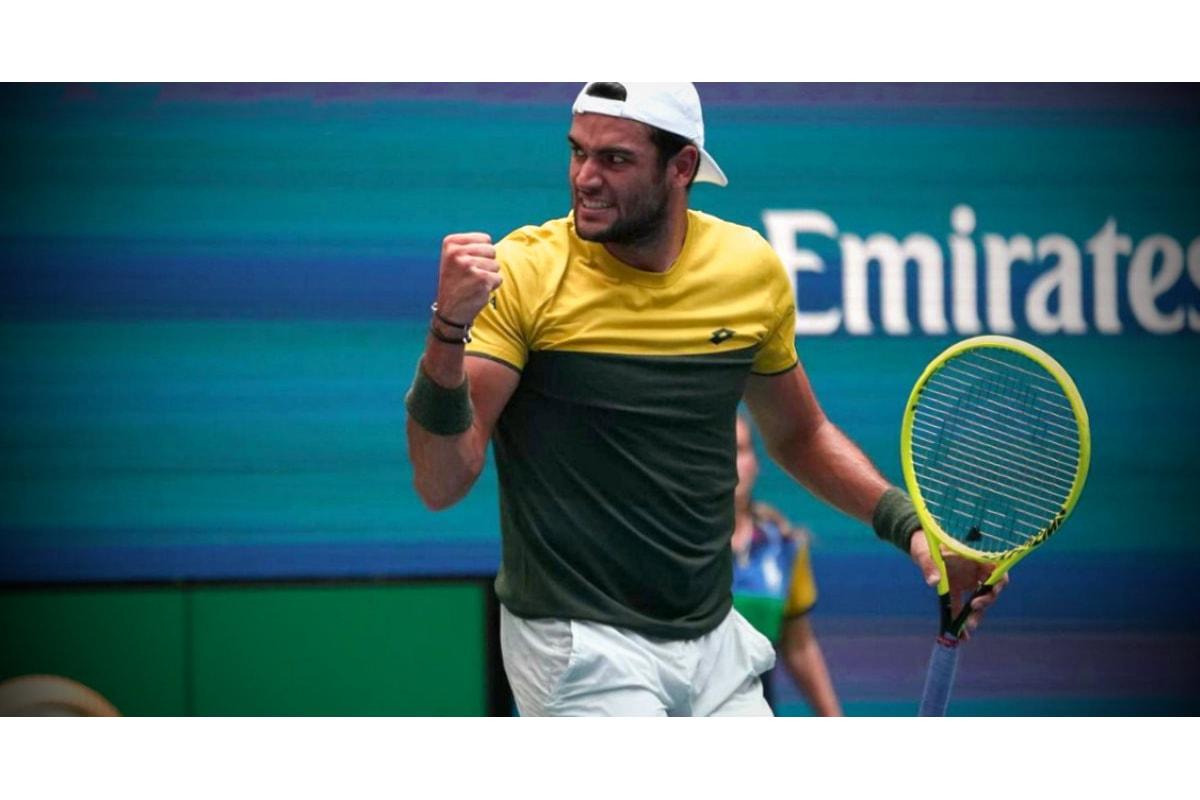 Berrettini approda alla semifinale degli US Open di tennis, 42 anni dopo Barazzutti. Avrà di fronte Nadal