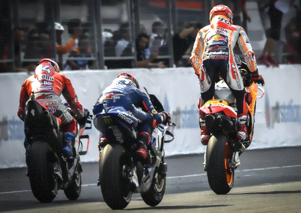 MotoGP: domenica si corre il GP della Thailandia, quint'ultimo della stagione. Tutti gli orari della gara