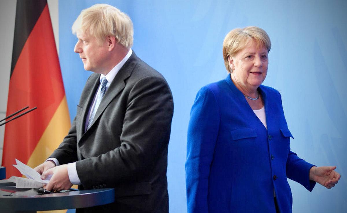 Brexit, Angela Merkel ha bocciato l'ultimo piano di accordo presentato da Boris Johnson