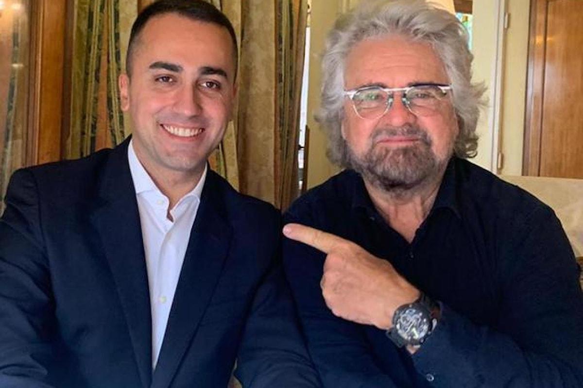 Certo… caro Giggino incontratevi pure con Beppe e i fedelissimi, ma… giocate a tre sette o a briscola e lasciate stare la politica