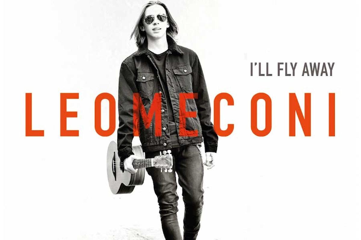 """Leo Meconi: il 28 novembre alla Feltrinelli di Bologna presenta """"I'LL FLY AWAY"""""""