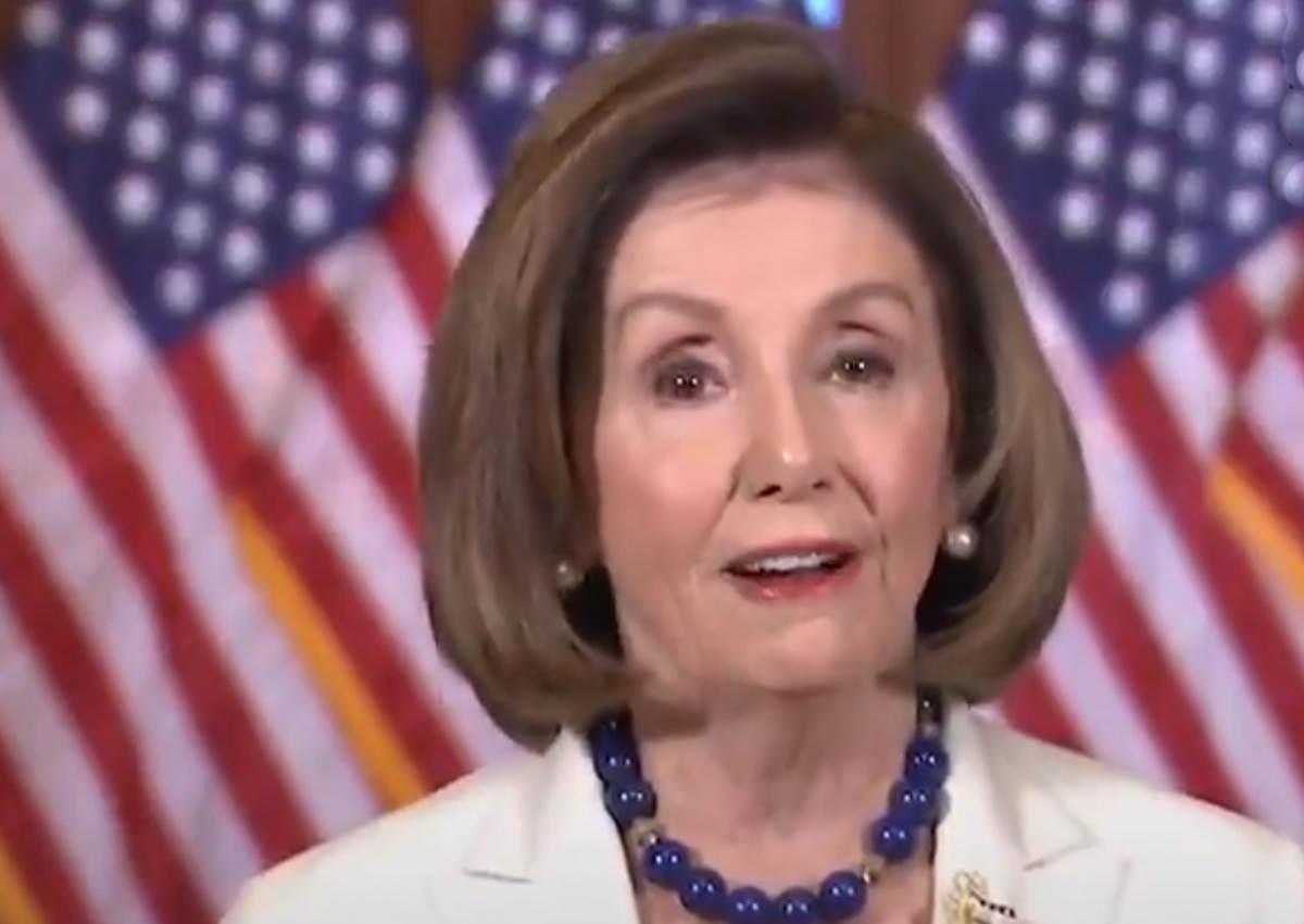 Nancy Pelosi apre la strada per il voto della Camera per la messa in stato di accusa di Donald Trump