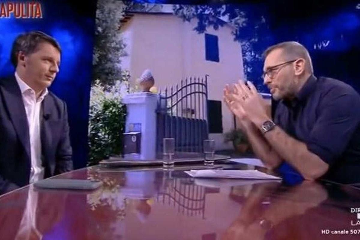 Ma quanto deve bruciare ai renziani l'intervista di Formigli?