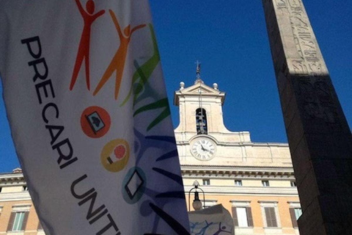 Manifestazione nazionale del personale degli Enti Pubblici di Ricerca (EPR). Martedì 3 dicembre Piazza Monte Citorio ore 10