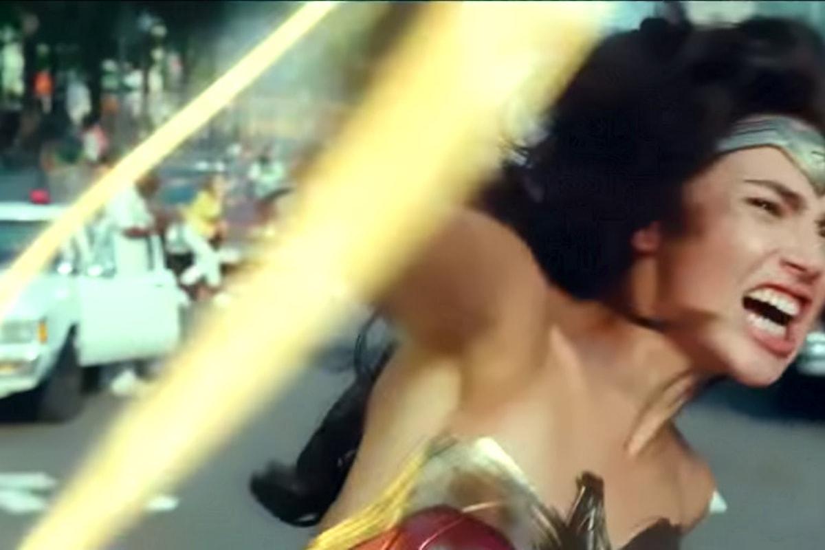 Wonder Woman 1984: il trailer italiano del film con Gal Gadot!