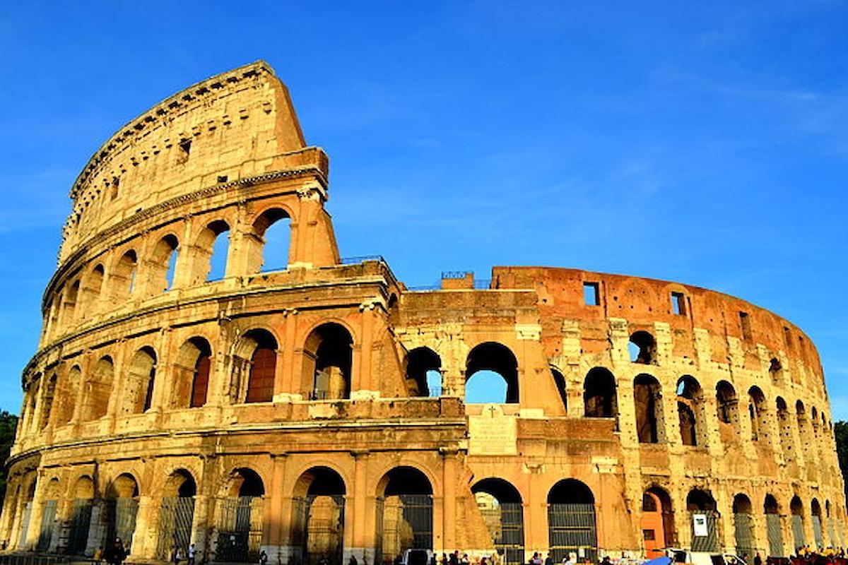 Somiglianze e differenze dell'architettura greca e romana