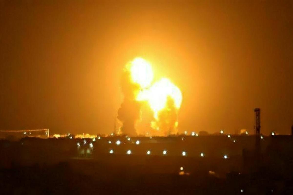 È arrivata la risposta dell'Iran all'attentato Usa, due basi americane colpite in Iraq
