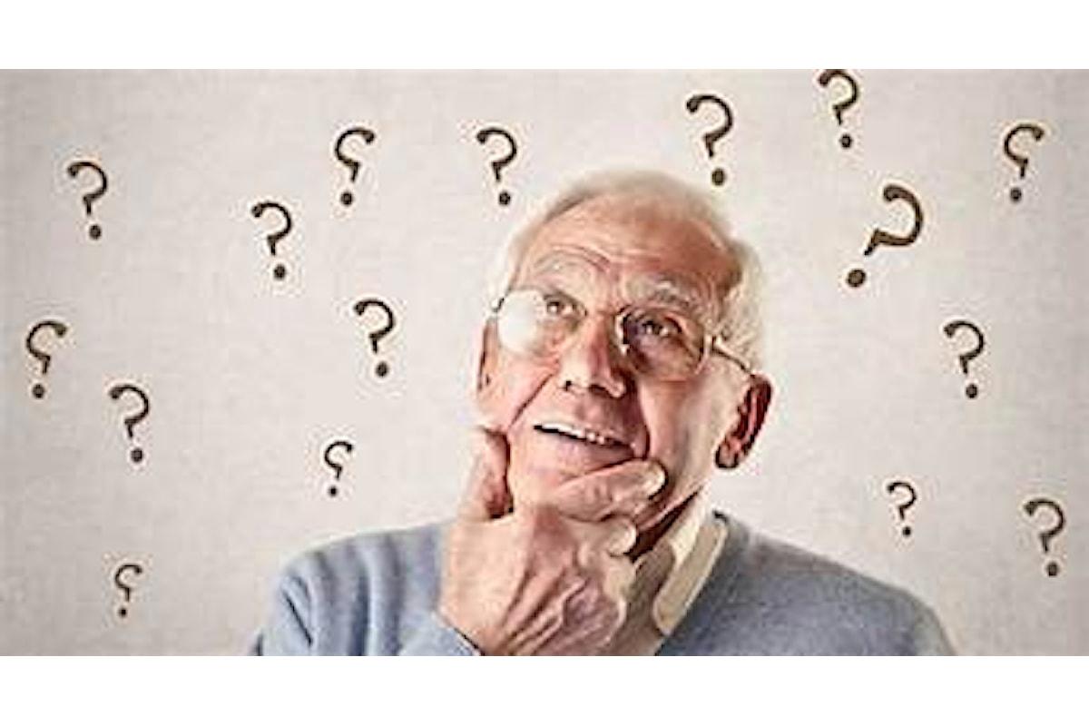 Prevenzione per la demenza senile: gli over 65 dovrebbero fare un test cognitivo ogni anno