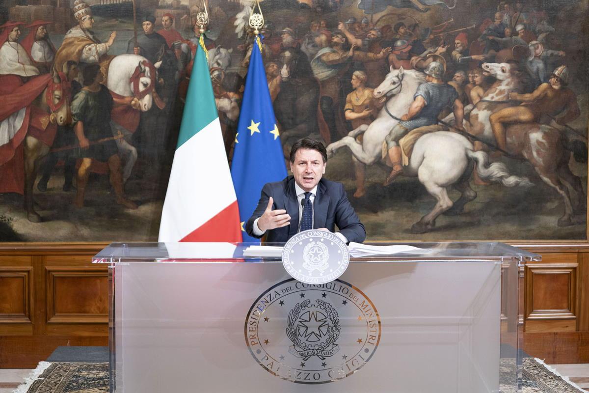 Nelle nuove misure anti contagio del 24 marzo si ricorda che l'Italia potrebbe restare chiusa fino al 31 luglio