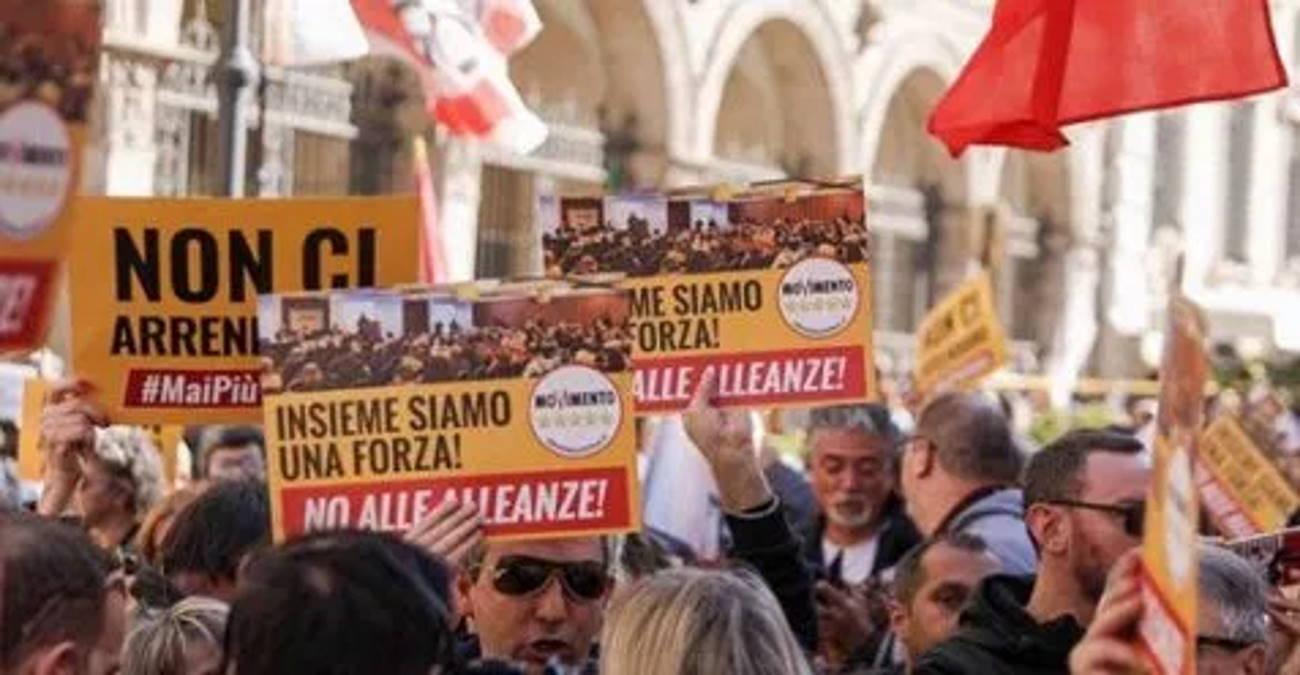 No ad alleanze con il Pd in Campania, la petizione degli attivisti M5s