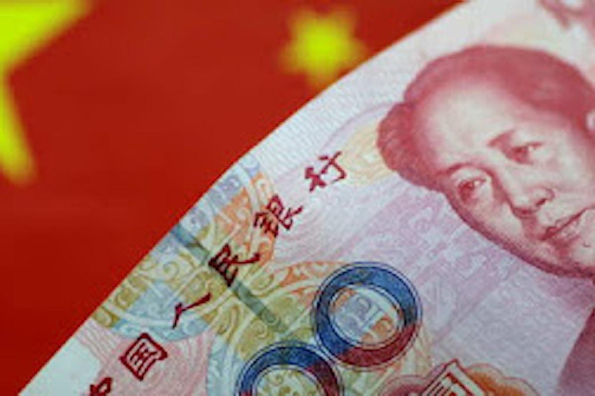 Banca popolare cinese, sforbiciata a sorpresa dei tassi reverse repo