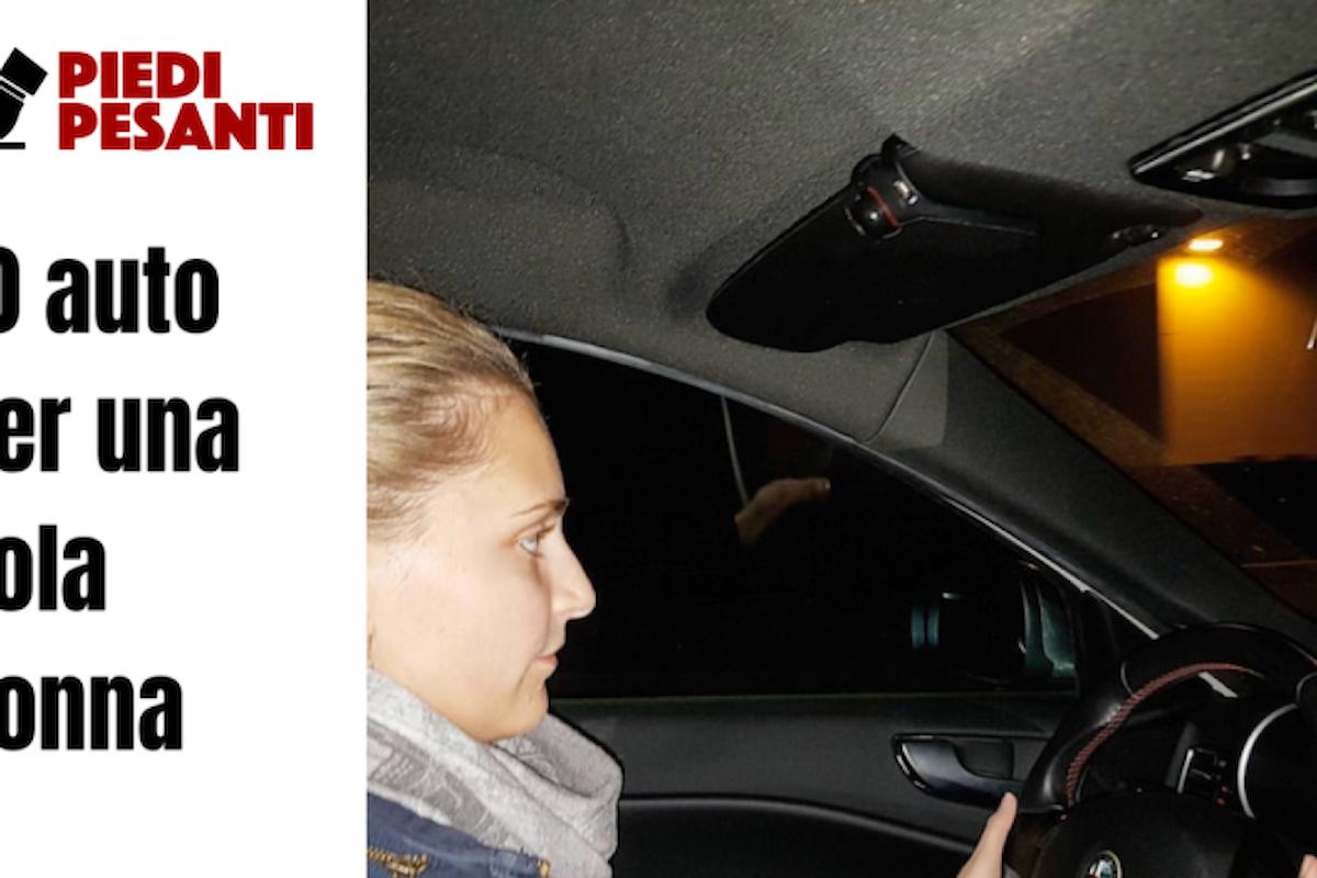 Festa della donna: cosa ne pensa la nostra Chiara delle 10 auto più vendute?