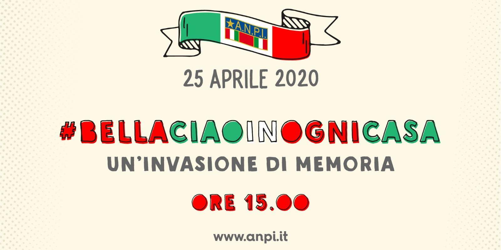 Il programma dell'ANPI per il 75° anniversario della Festa della Liberazione