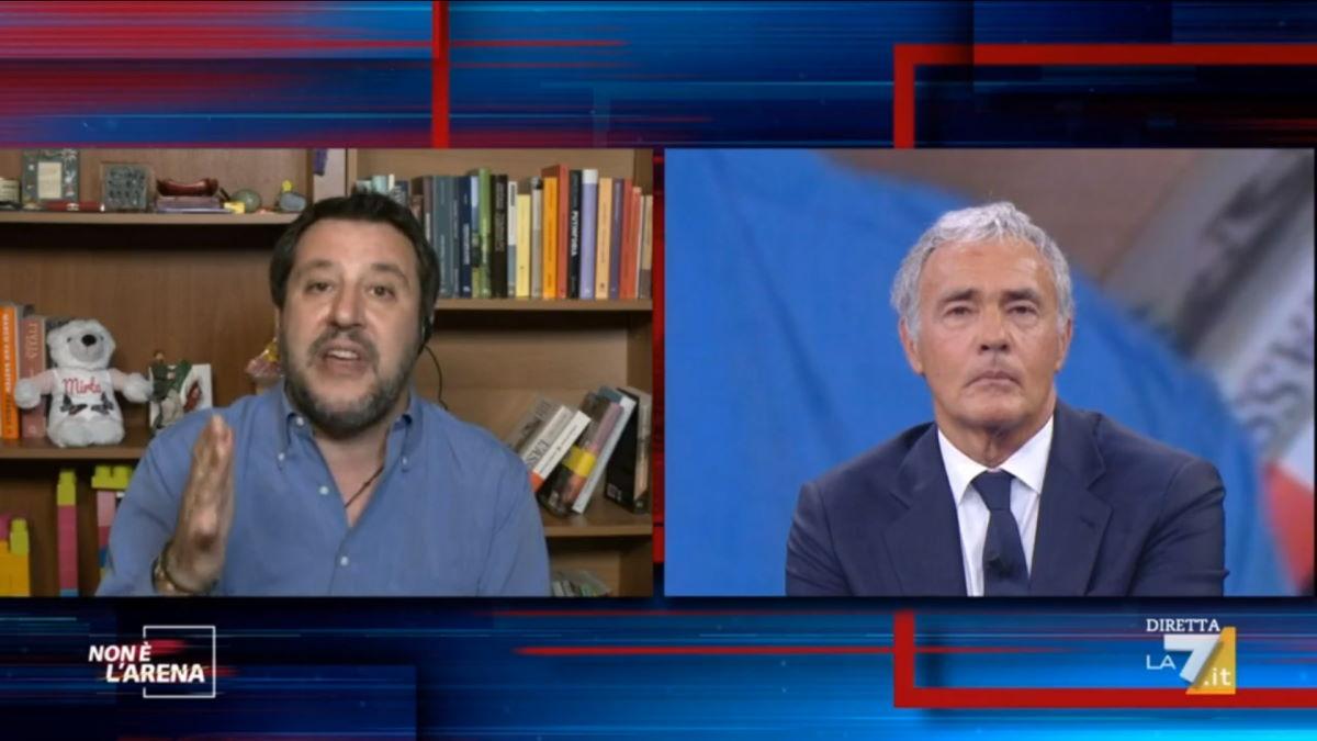 Modalità e tempi della Giustizia? Decide Salvini