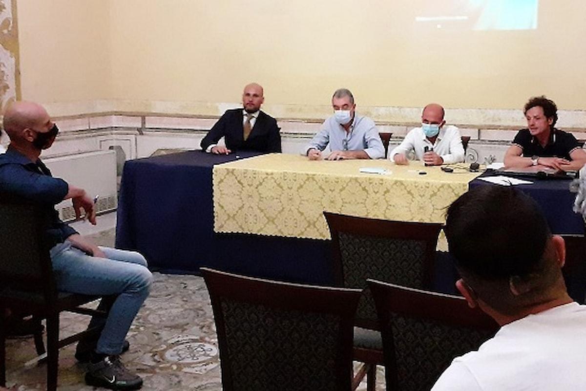 Milazzo (ME) - Rilancio del settore sportivo, primo confronto a Palazzo D'Amico