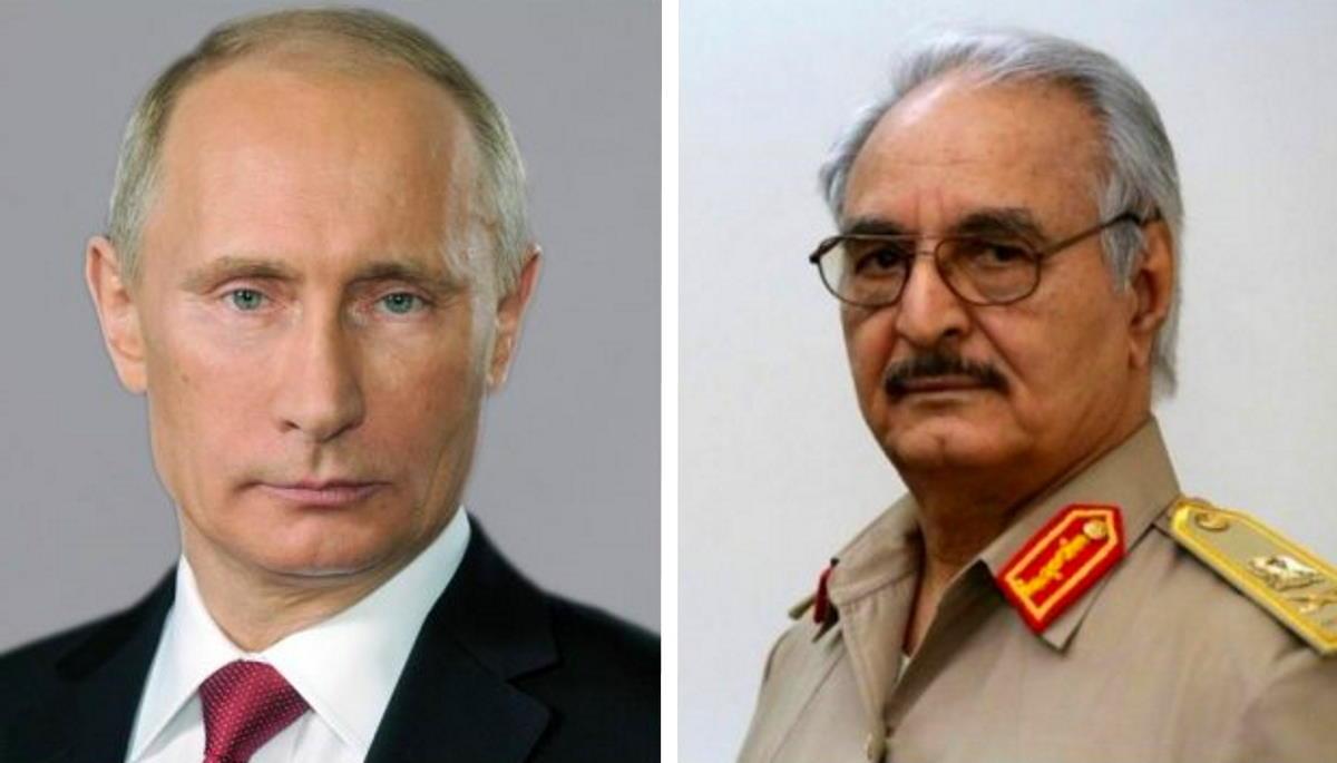 Gli uomini forti della Libia