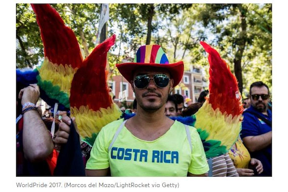 Costa Rica ufficializzato il matrimonio gay