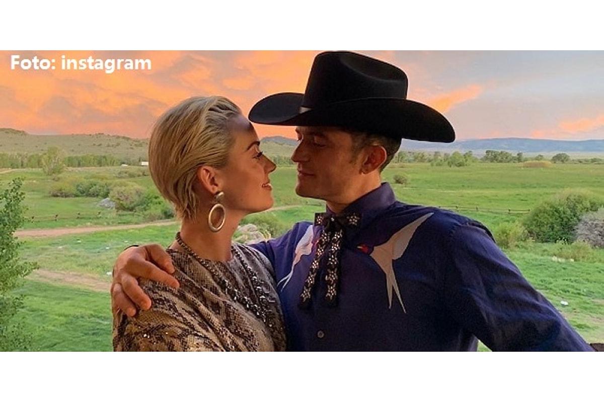 Katy Perry incinta mostra su Instagram il video dell'ecografia