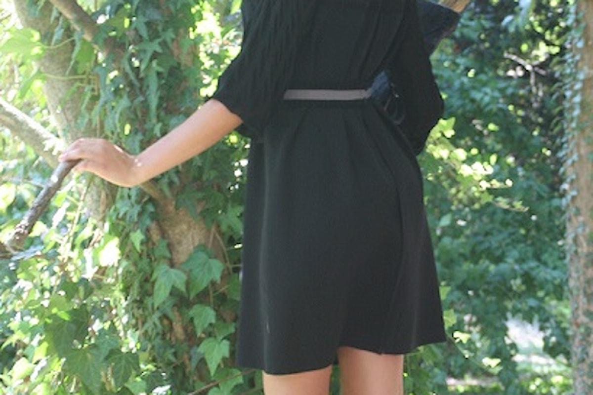 La moda di Fabiana Gabellini incontra l'arte di Manet per un piacevole 'Déjeuner sur l'herbe'