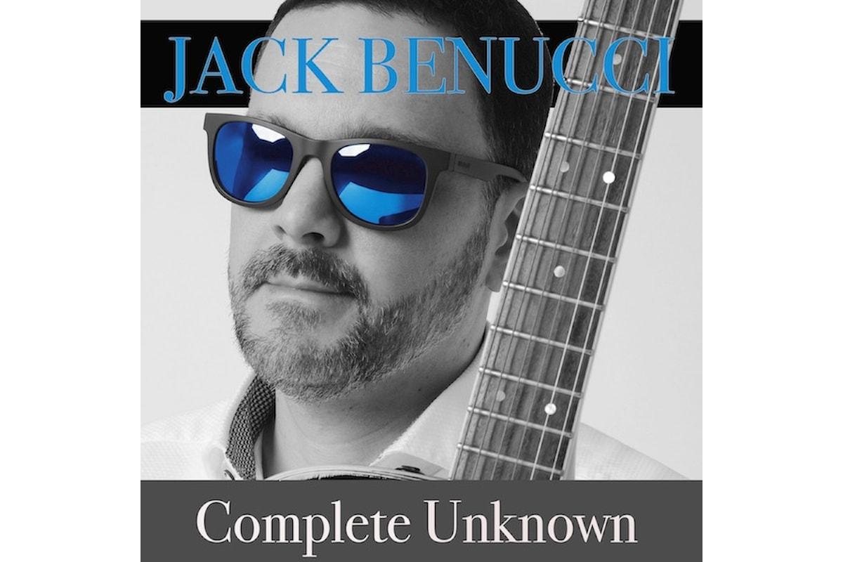 Jack Benucci, Complete Unknown