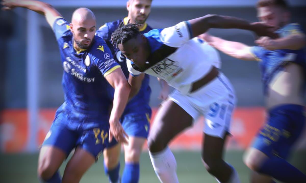 Il Verona di Juric ferma sull'1-1 la rincorsa alla Juventus dell'Atalanta del maestro Gasperini