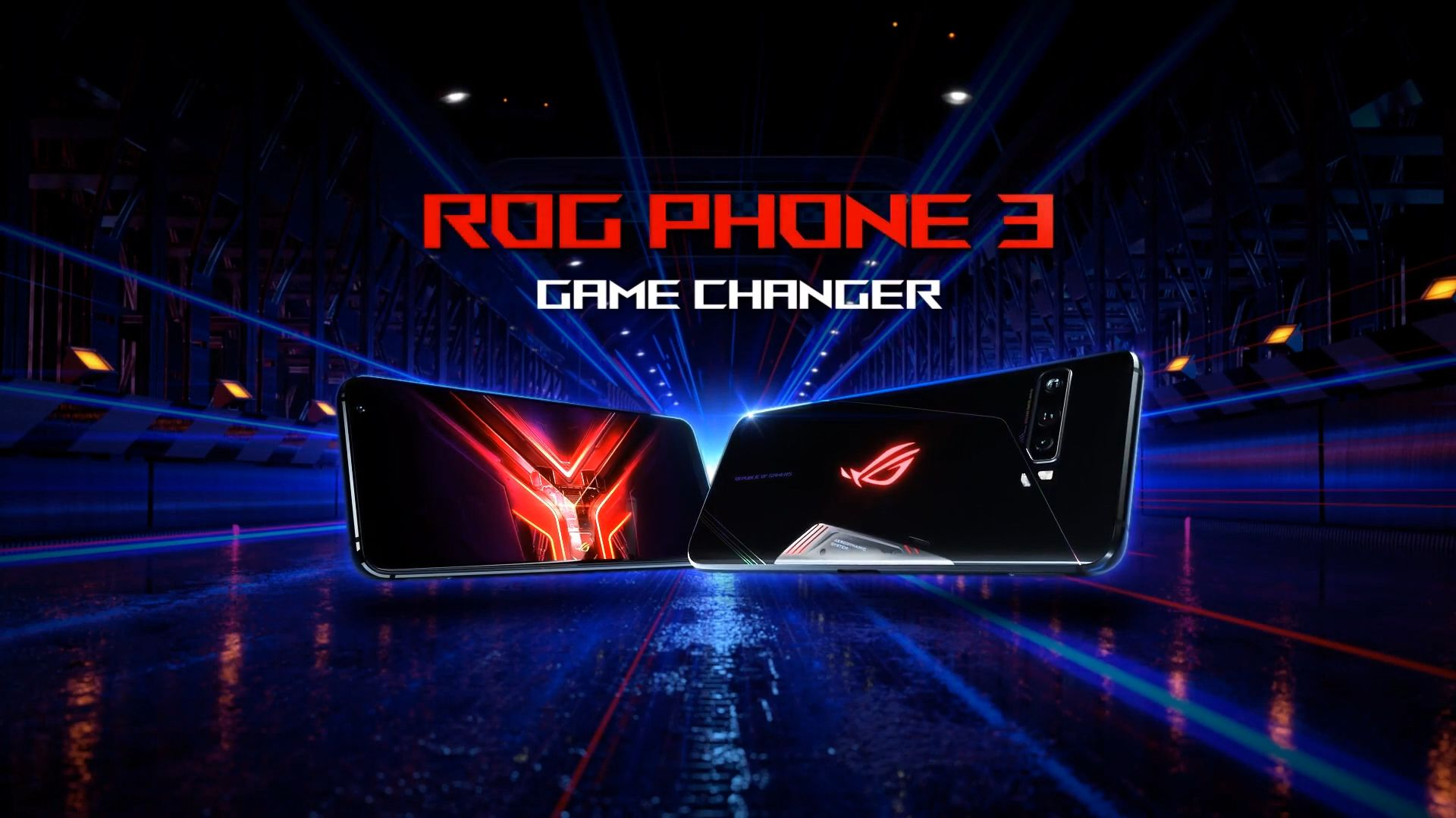 ASUS ROG Phone 3 presentato ufficialmente: il ritorno del re dei gaming smartphone (in due varianti)