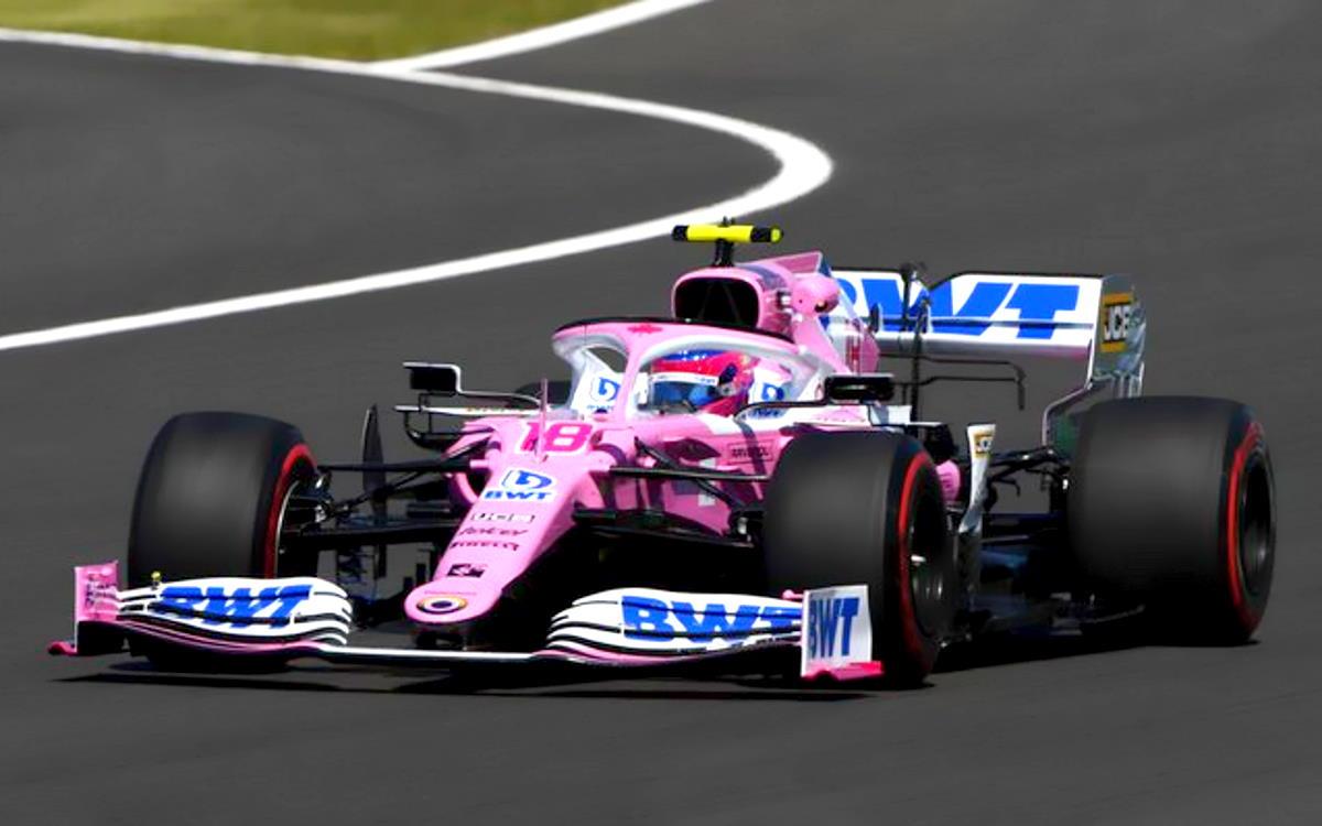 Formula 1: nelle libere di Silverstone il più veloce è Stroll, quarto Leclerc