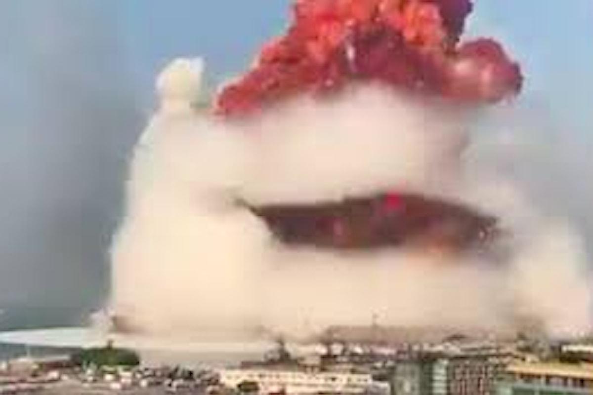 Libano: il caporal maggiore Cardaruolo decrive ciò che ha provato durante e dopo la grave esplosione
