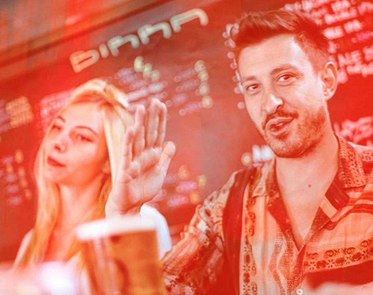 """Federico Avallone feat. Shooker: """"CIA CIAONE"""" è il nuovo singolo del cantautore milanese realizzato col giovane producer di Torino"""